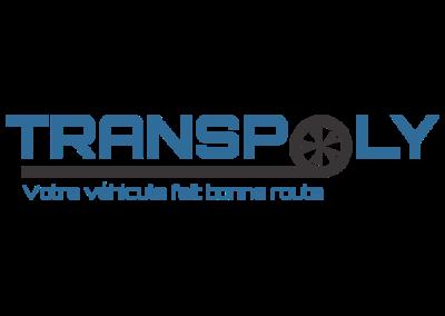 Site web et image de marque transport